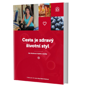 Kniha o stravě, pohybu a změně životního stylu.